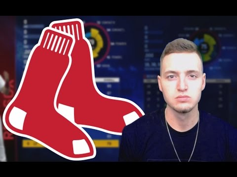 REBUILDING THE BOSTON RED SOX! SO MANY BLOCKBUSTER TRADES! MLB THE SHOW 17 WORLD SERIES CHALLENGE
