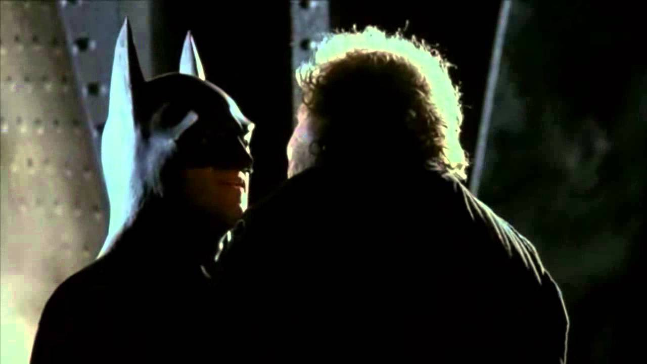 What Are You I M Batman Youtube