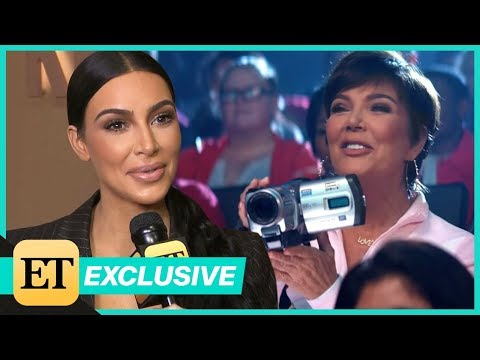 Kim Kardashian Says Mom Kris Jenner Is Loving All the 'Thank U, Next' Love! (Exclusive) Mp3