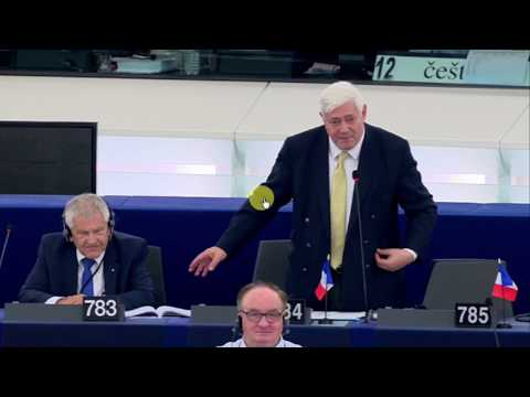 Demokratie durch Rede-Verbote geschützt oder geschadet? EP am 13.11.2018