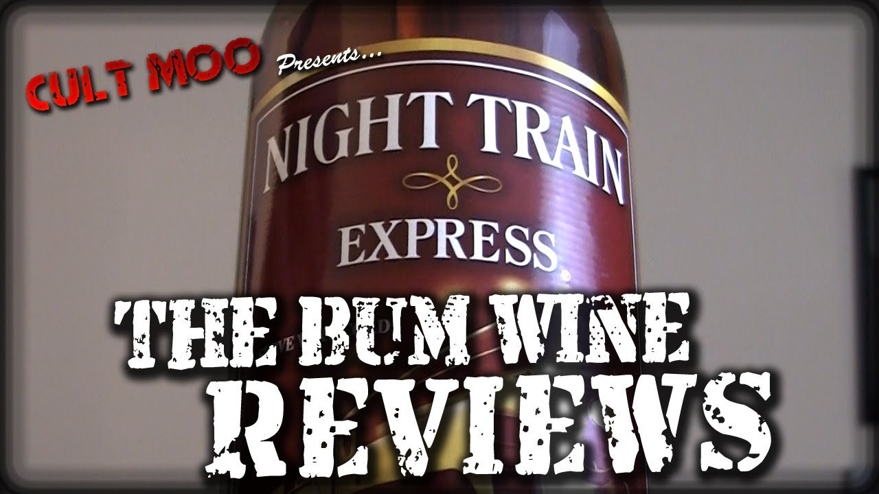 What is Night Train wine?