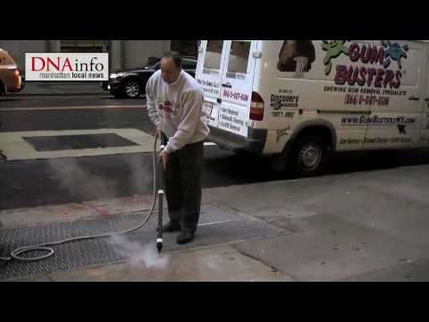 gum buster - Sanitation Worker Job Description