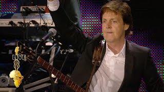 Paul McCartney - Get Back (Live 8 2005)