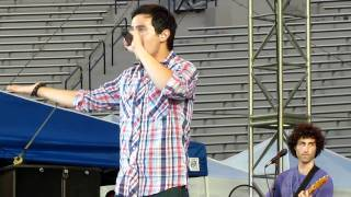David Archuleta - The Other Side of Down - Stadium of Fire 2011 -1