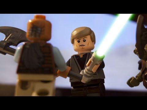 LEGO Return of the Jedi (Episode VI) All Cutscenes 1080p