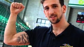 26-01-2016: Lorenzo Bonetti, dal cancro alla serie A di volley. Mi racconto Sotto Rete.