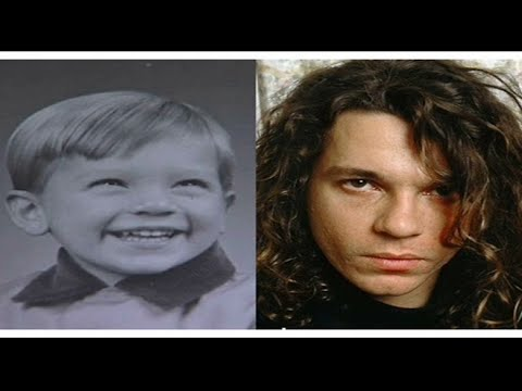 100 Rock Legends when they were young