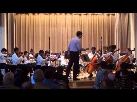 March of the Czar - Germantown Junior Orchestra, Settlement Music School