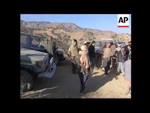 Deadline for Al Qaida surrender passes in Tora Bora region.
