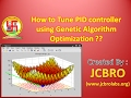 YouTube Turbo Genetic Algorithm based PID parameter Optimization....