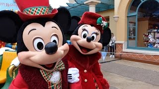 A Magical Christmas 2015 at Disneyland Paris