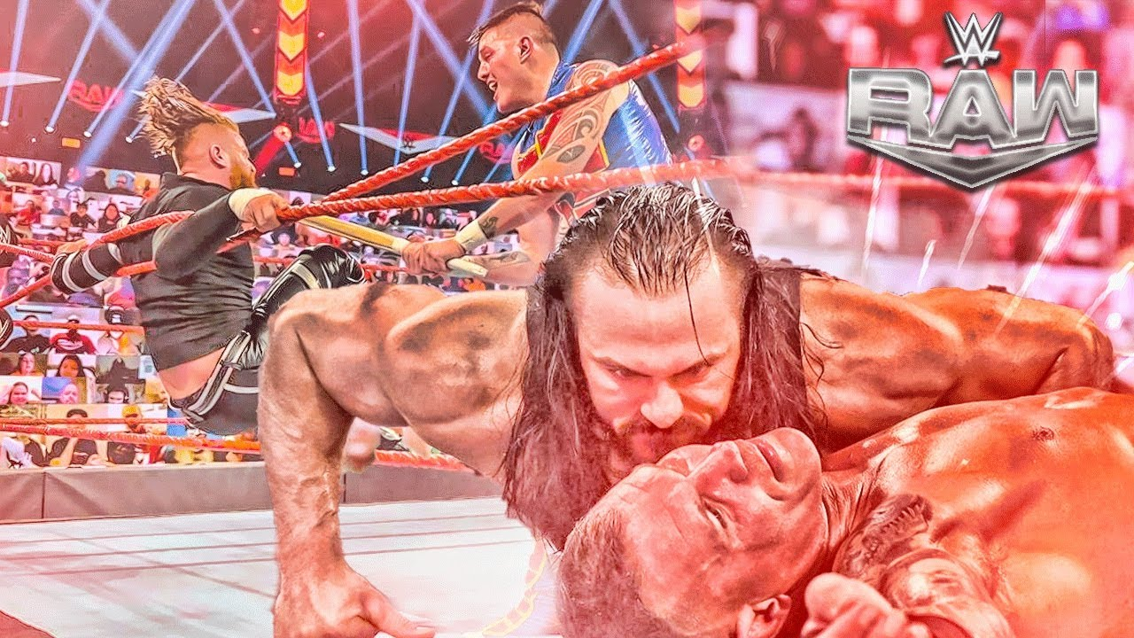 Download Drew Regresa y destroza a Orton - WWE RAW 7 Septiembre 2020 Analisis Express