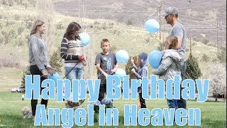 His Birthday is always a hard time of year | Remembering my baby!!!
