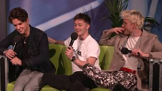 The Vamps Talk 'I'm A Celebrity Get Me Out Of Here' - Full Interview