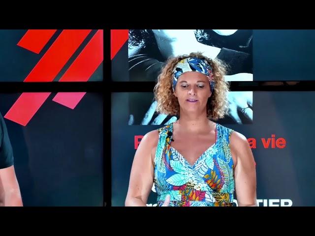 Redessiner sa vie pour être Libre | Alexandra POTTIER & François POTTIER | TEDxRéunion