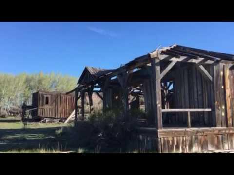 Gunsmoke movie set in Johnson Canyon near Kanab Utah