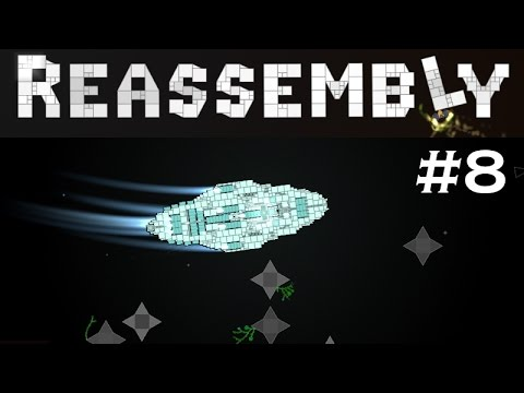 Reassembly |Part 8 - Modded | Cruiser Creation!