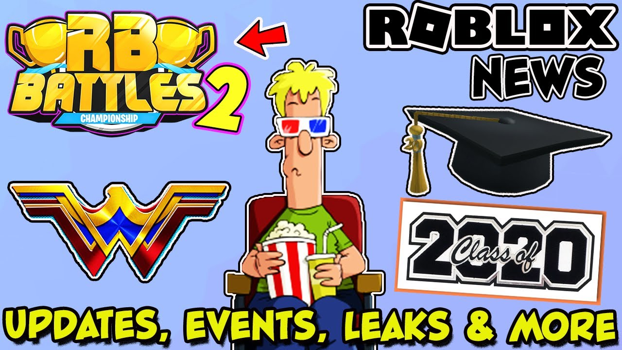 Roblox Rb Battles Cap Roblox News Rb Battles 2 Upcoming Events Watch Movies Updates More Youtube