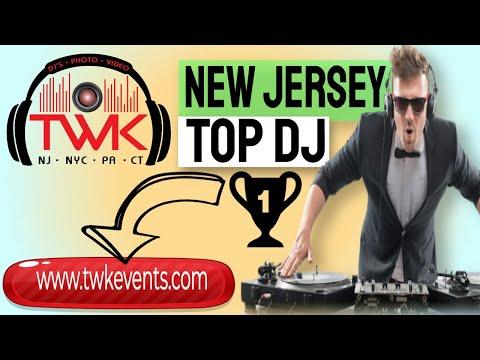 🆕 Top DJ Company In NJ   TWK Events ~ Wedding DJs In NJ Since 1998   Best Rated DJ & MCs IN NJ