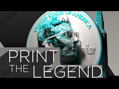 PRINT THE LEGEND - 3D Printing Doc Goes To Netflix with Filmmakers
