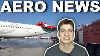Leitwerk abgeschnitten! A330 trifft A321! AeroNews