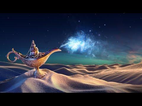 Ancient Arabian Music - Genie in a Lamp