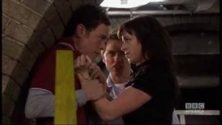 Gwen's alien girl on girl kiss - Torchwood - BBC America