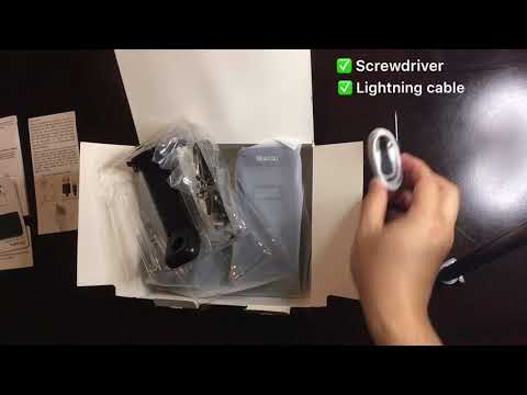 Unboxing - Beacoo Wireless Charger, 3 in 1 Charging Stand
