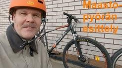 Maastopyörän esittely, Insera NYX-29