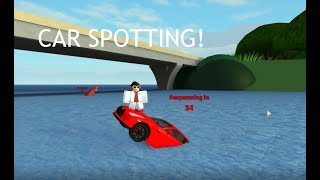 Roblox UD: Car Spotting Gone Wrong & Right! (Supercar Cruise & Race)