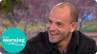 Jonny Lee Miller Vomited on the First Day of the Trainspotting Sequel | This Morning