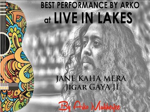 Arko Unplugged At Live In Lakes | English, Hindi, Nepali Fusion Music