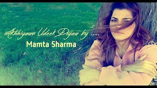 #mamtasharma #punjabisongs a tribute to ustaad nusrat fateh ali khan don't forget subscribe my channel: https://www./user/mamtamuzik let's g...