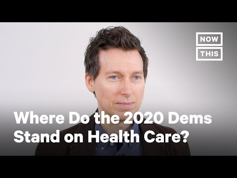 The 2020 Democrats' Health Care Plans Revealed | Opinions | NowThis thumbnail