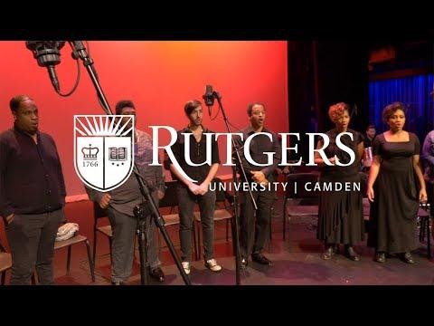 The Rutgers–Camden Gospel Choir