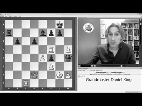 Final Game 2016 World Chess Championship