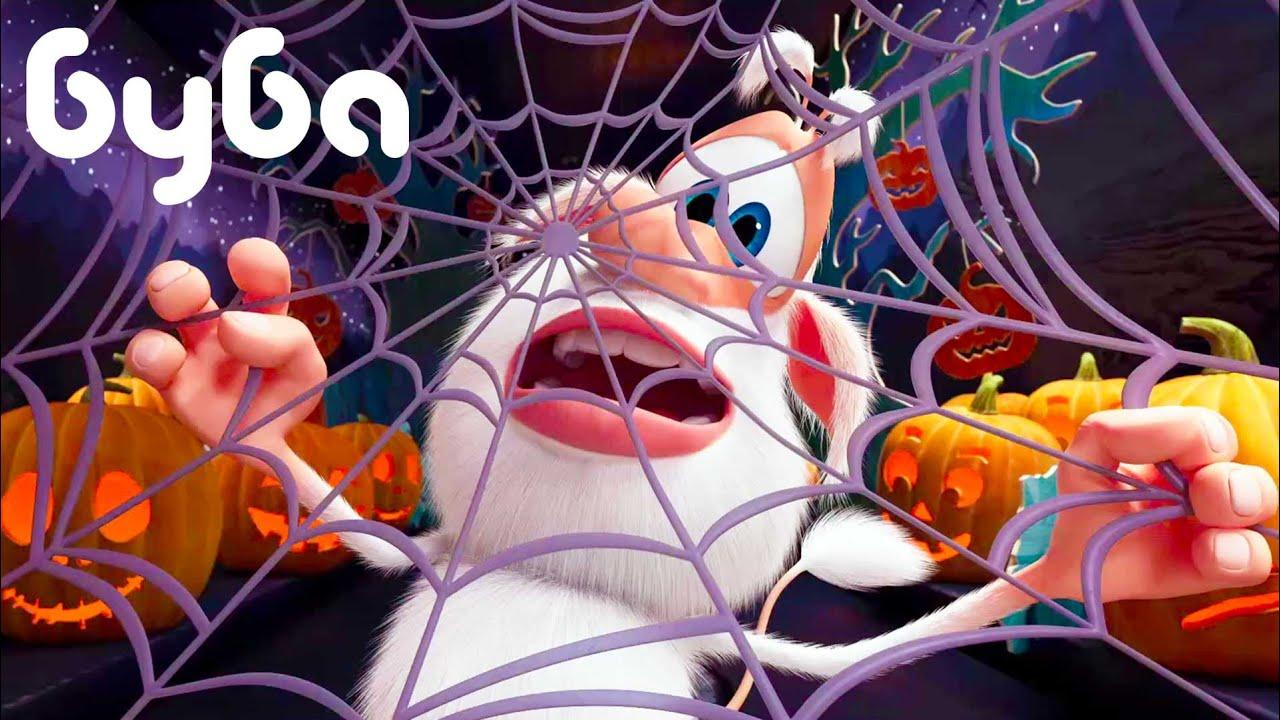 Буба 🙂 Страшилки 🦇🎃 Страшные и веселые истории 🐭 Сборник Мультфильмов 🔥 Мультики🦇🎃