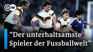 Von Weltmeister zu Weltmeister - Pierre Littbarski über Diego Maradona