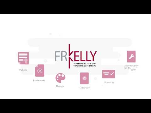 FRKelly, European Patent and Trademark Attorneys
