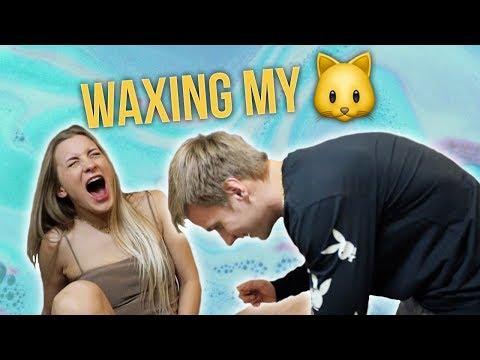 My Boyfriend Gives Me A Brazillian Wax