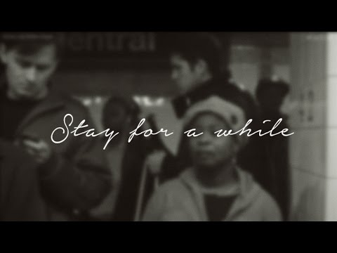 Gibbz - Stay For A While (Lyrics)