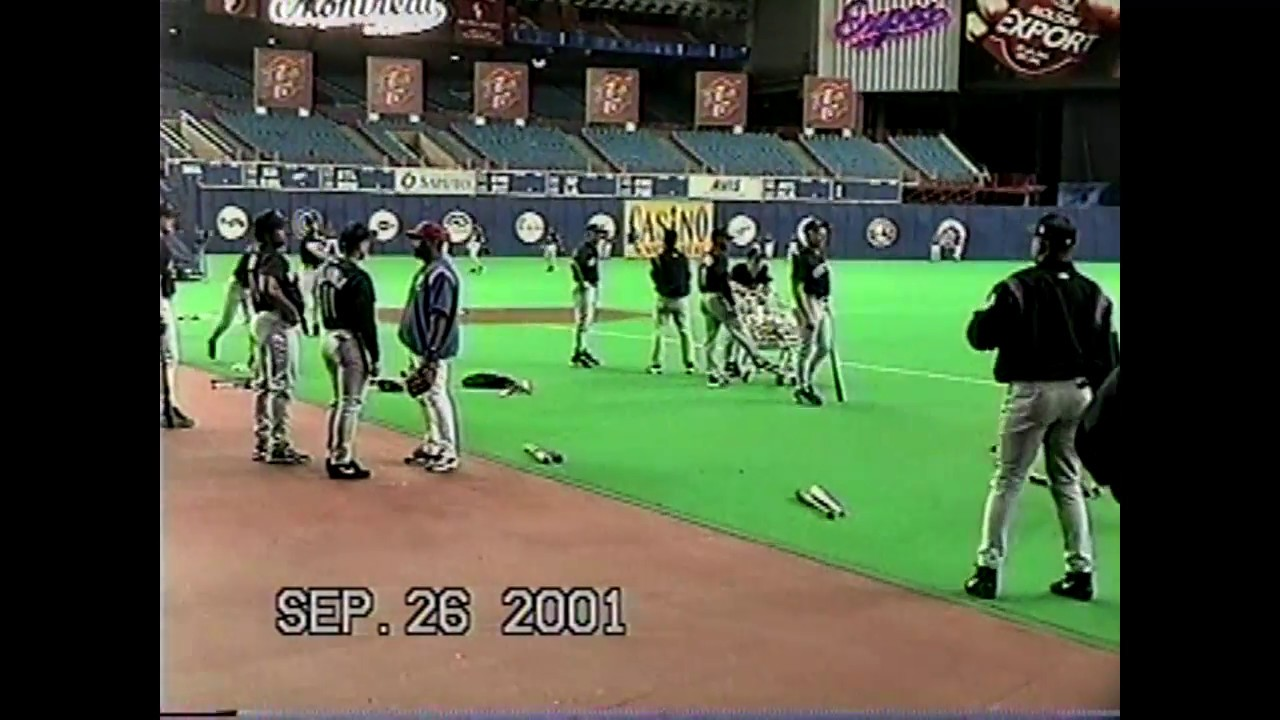 Rough Footage - Mets-Expos  9-26-01