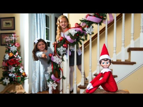 The Elf on the Shelf: A Christmas Tradition Broadcast Spot