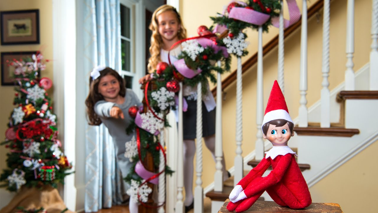 The Elf on the Shelf: A Christmas Tradition Broadcast Spot - YouTube