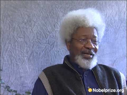 Interview with Wole Soyinka