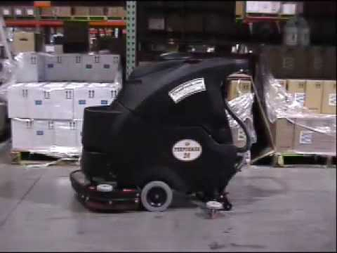 Performer 24 Industrial Auto Scrubber