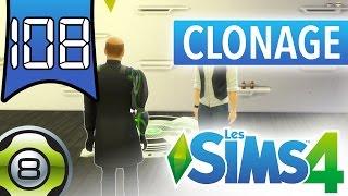 Les Sims 4 FR - Ep.108 - Clonage de nifex