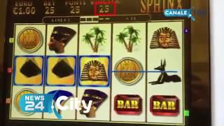 MOLA | Presi 'maghi' delle slot machine
