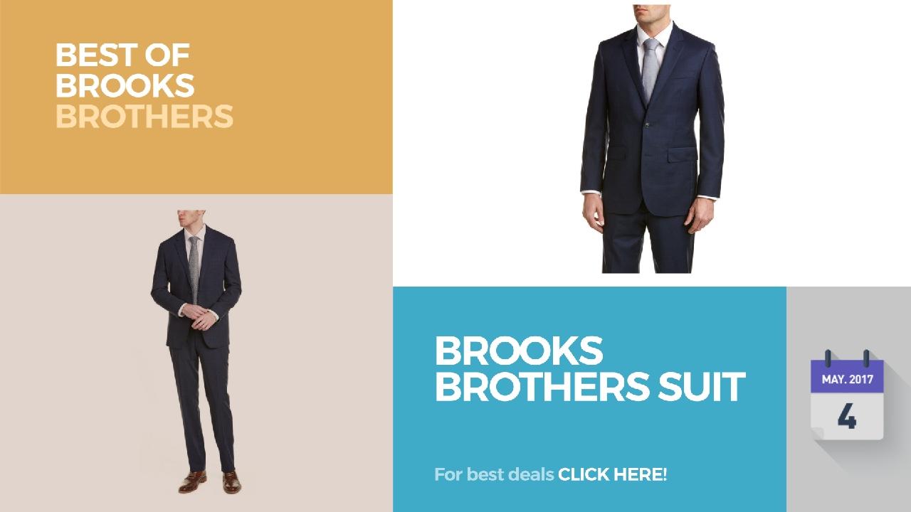 Brooks Brothers Suit Best Of Brooks Brothers