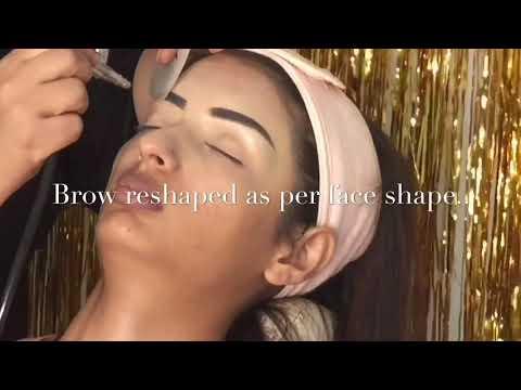 Makeup Transformation By Shweta Sahay